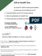Initiation SDR