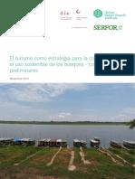 El Turismo Como Estrategia Para La Conservacion y El Uso Sostenible de Los Bosques