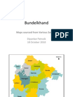 Bundelkhand Maps