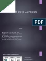 Oracle EBS Suite