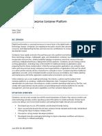 IDC Containerplatform Wp