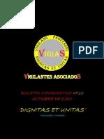 Boletin Octubre 2010 _Dignitas Et Unitas