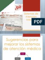 Sistemas de Atención Médica
