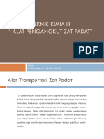 PPT Alat Tranzportasi Zat Padat