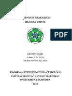 COVER Praktikum