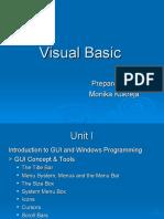 Unit-1 GUI Introduction