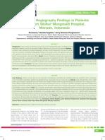 jurnal Coronary Angiography Findings in Patients at Robert Wolter Monginsidi Hospital-Manado