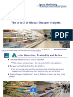 IpsosMarketing-Presentation-The a to Z of Global Shopper