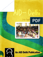 AID Delhi Newsletter (July-September 2010)