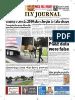 San Mateo Daily Journal 12-15-18 Edition