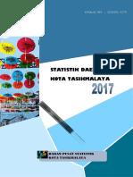 Statistik Daerah Kota Tasikmalaya 2017