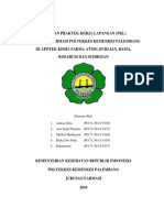 Laporan PKL Kimia Farma