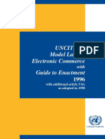Model Law eBook