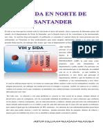 Articulo El Sida en Norte de Santander