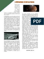 Articulo La Ciencia Espacial o de La Nasa
