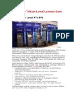 Cara Bayar Telkom Lewat Layanan Bank BRI