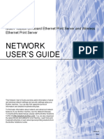 Brother Network User Guide