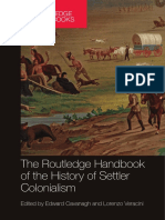 Routledge Handbook of the History of Set