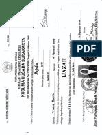 316201664 Pedoman Penyusunan SPM Di RS