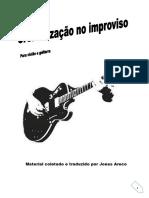 Cromatização no Improviso - Jonas Areco