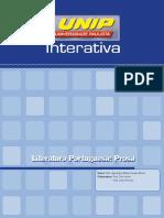 Literatura portuguesa - prosa