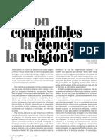 Ciencia y Religión. Acaso Son Compatibles