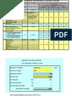 27 Tds Calculator Rate Chart