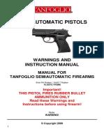 Manual Ft 229 Pa