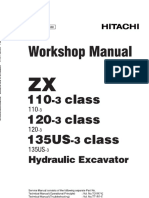 Hitachi ZAXIS 110-3 Class Hydraulic Excavator Service Repair Manual.pdf