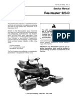 Toro Reelmaster 223-D Mower Service Repair Manual.pdf