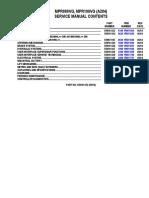 YALE A284 MPR080VG LIFT TRUCK Service Repair Manual.pdf