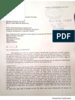 Denuncia Ex Alumnas - Inmaculada Concepción de Rauch