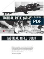 Rifle Tactical Build Brief