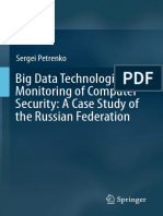 Big Data Technologies for Monitoring of Computer Security