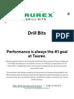 Drill Bits – Taurex.pdf