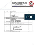 Jadwal Seminar Awam 16 Agustus 2016