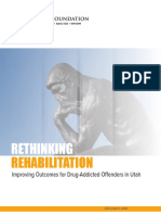 Rethinking Rehabilitation Report 2018