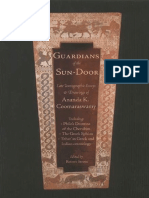 (Fons vitae quinta essentia series.) Ananda Kentish Coomaraswamy_ Robert A. Strom-Guardians of the Sundoor_ Late Iconographic Essays-Fons Vitae (2004).pdf
