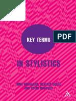 key terms in stylistics.pdf