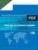 Perspectivas de La Economía Mundial - Fondo Monetario Interacional