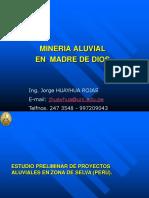 Mineria Aluvial Peru