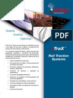 Etrax Solución de Sistemas de Tracción2 TRENES