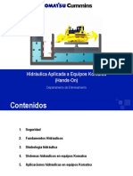 Hidráulica Aplicada a Equipos Komatsu Modificado 19 Junio