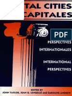 John Taylor, Etc. Capital Cities International Perspectives