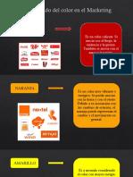 El Significado Del Color en El Marketing