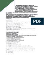 O Curso de Formação Em Posturologia Integrada e Confecção de Palmilhas