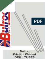 Bulroc drilltube