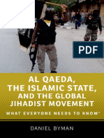 Daniel Byman - Al Qaeda, The Islamic State, And the Global Jihadist Movement