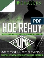 Hoe Ready Program by Chris Jones Final Edition Version2