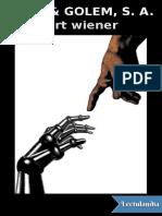 Dios y Golem, S. A_ - Norbert Wiener.pdf